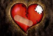 small broken heart