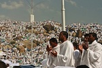Ruling of Arafah being on Friday