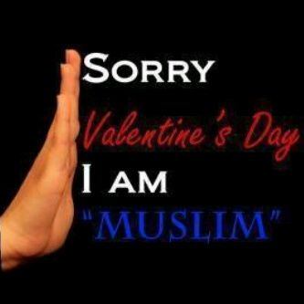 Valentines Day in Islam