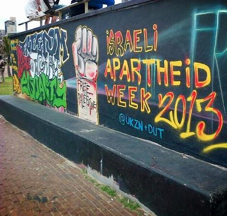 Durban Councillor calls Israeli Apartheid artwork hate speech