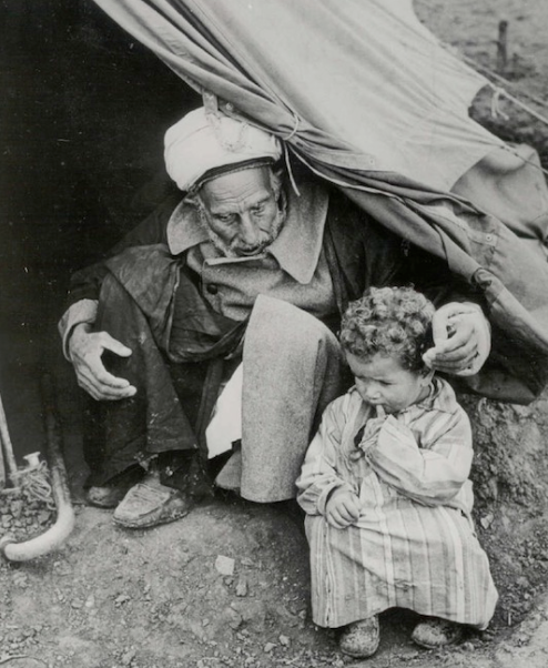nakbah image_old man and child