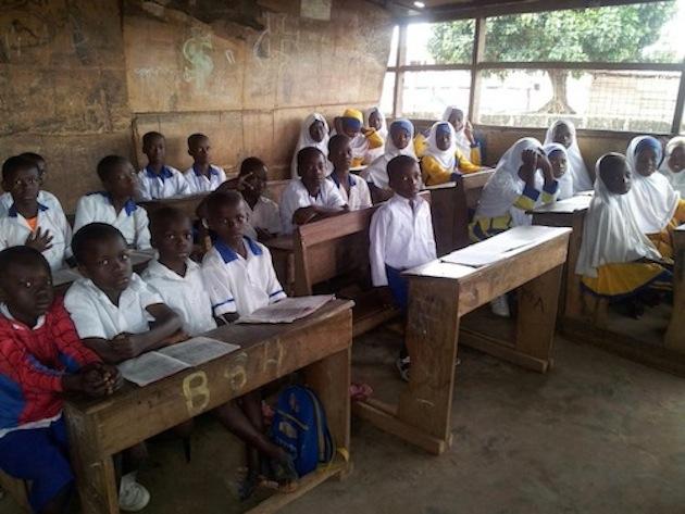 Children in Ghana Sakafia Association
