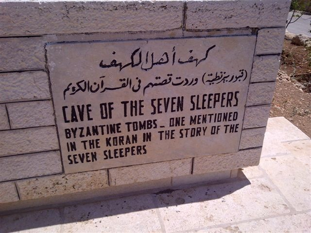 cave of sleepers