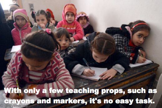 Education Crisis in Syria