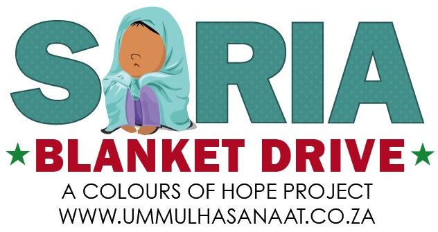Syria Blanket Drive