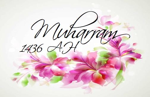 Muharram 1436 AH