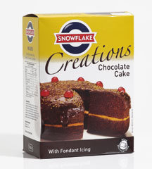 Snowflake Creations Cake Mix Halal